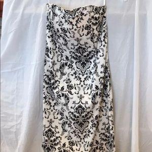Beautiful Cotton. Jessica McClintock size 7- long
